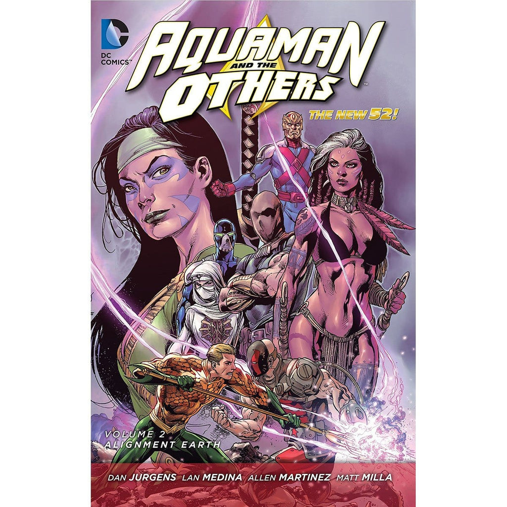 Aquaman and the Others #2 : Alignment, [Product Type] - Daves Deals