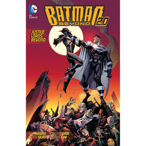 Batman Beyond: Justice Lords Beyond TP (Batman Beyond 2.0), [Product Type] - Daves Deals