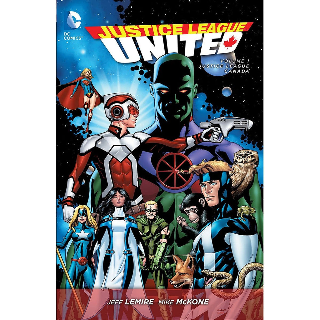 Justice League United Vol. 1, [Product Type] - Daves Deals