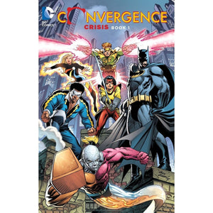 Convergence Crisis TP Book One, [Product Type] - Daves Deals