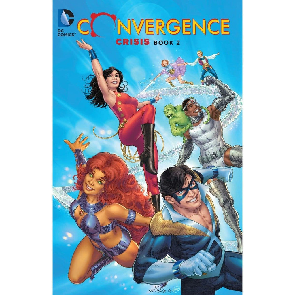 Convergence Crisis TP Book Two, [Product Type] - Daves Deals