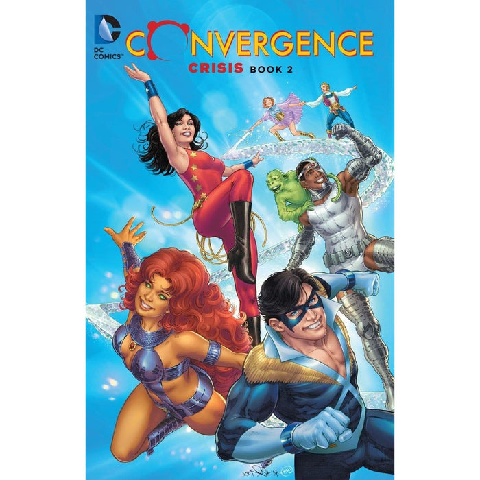 Convergence Crisis TP Book Two