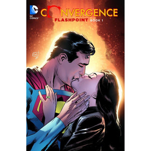 Convergence Flashpoint TP Book One, [Product Type] - Daves Deals