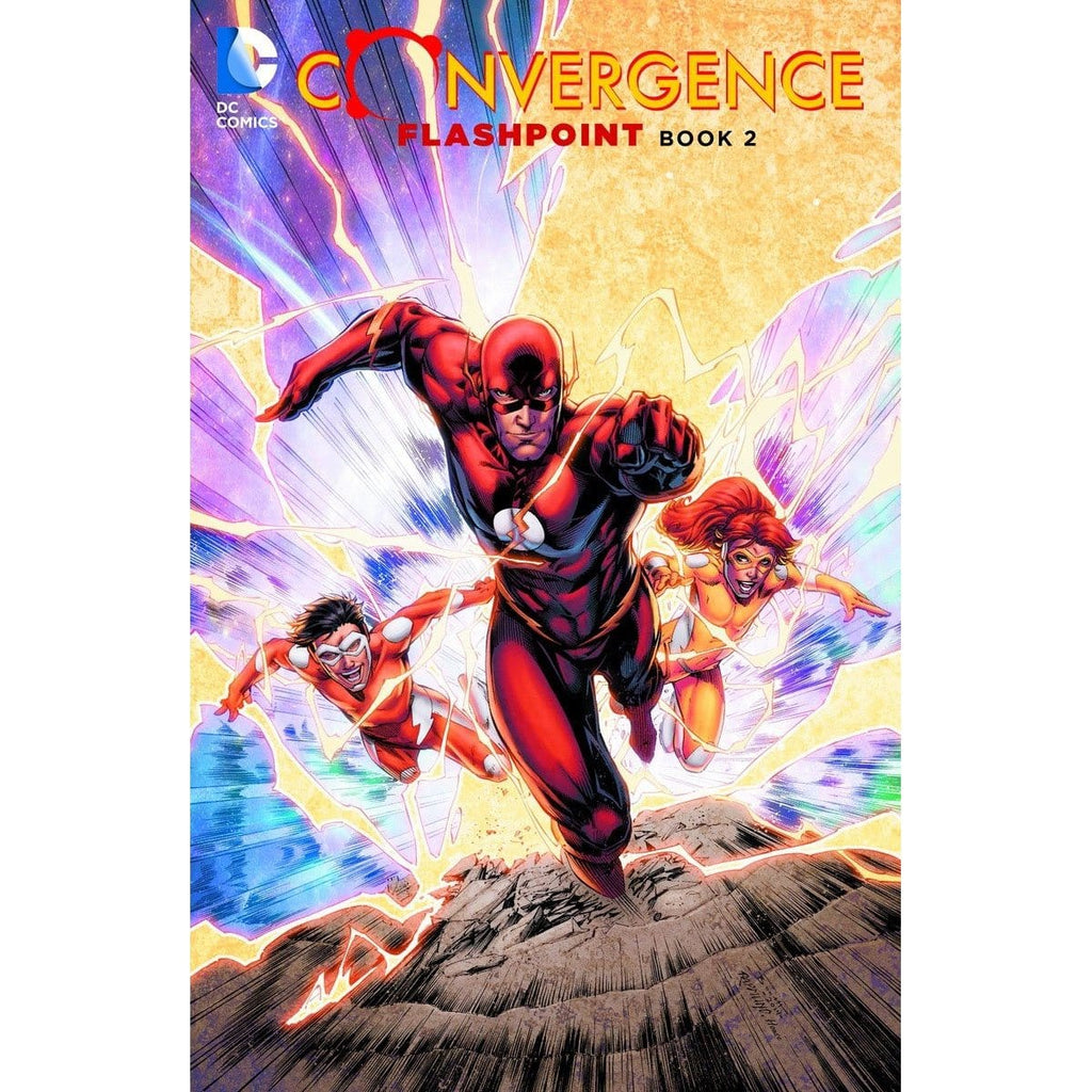 Convergence Flashpoint TP Book Two, [Product Type] - Daves Deals
