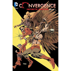 Convergence Infinite Earths TP Book One, [Product Type] - Daves Deals