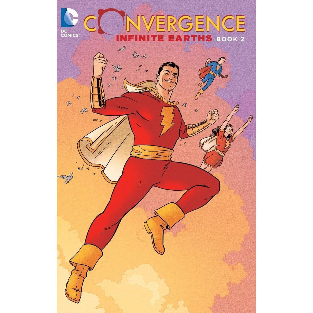 Convergence Infinite Earths TP Book Two, [Product Type] - Daves Deals