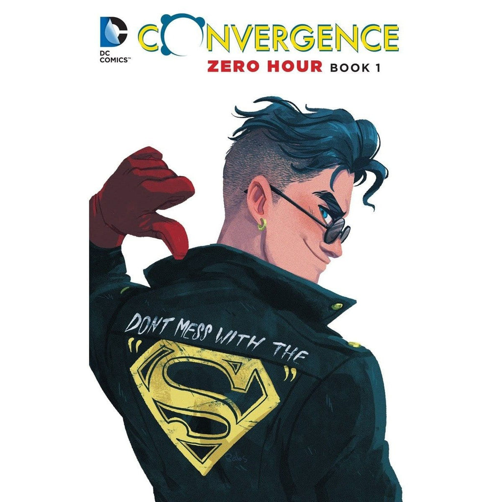 Convergence: Zero Hour Book One, [Product Type] - Daves Deals