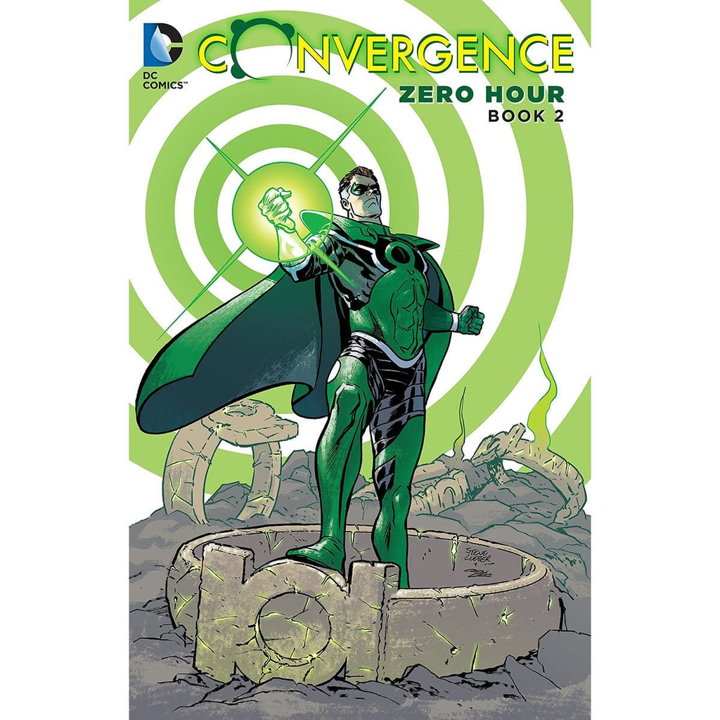 Convergence: Zero Hour Book Two, [Product Type] - Daves Deals