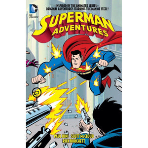 Superman Adventures Vol 1, [Product Type] - Daves Deals