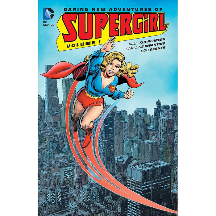 Daring New Adventures SuperGirl V 1