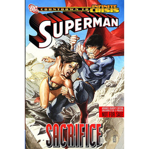 S/Man Sacrifice (New) PB Greg, [Product Type] - Daves Deals