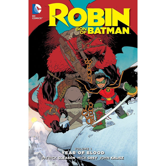 Robin Son of Batman Vol. 1