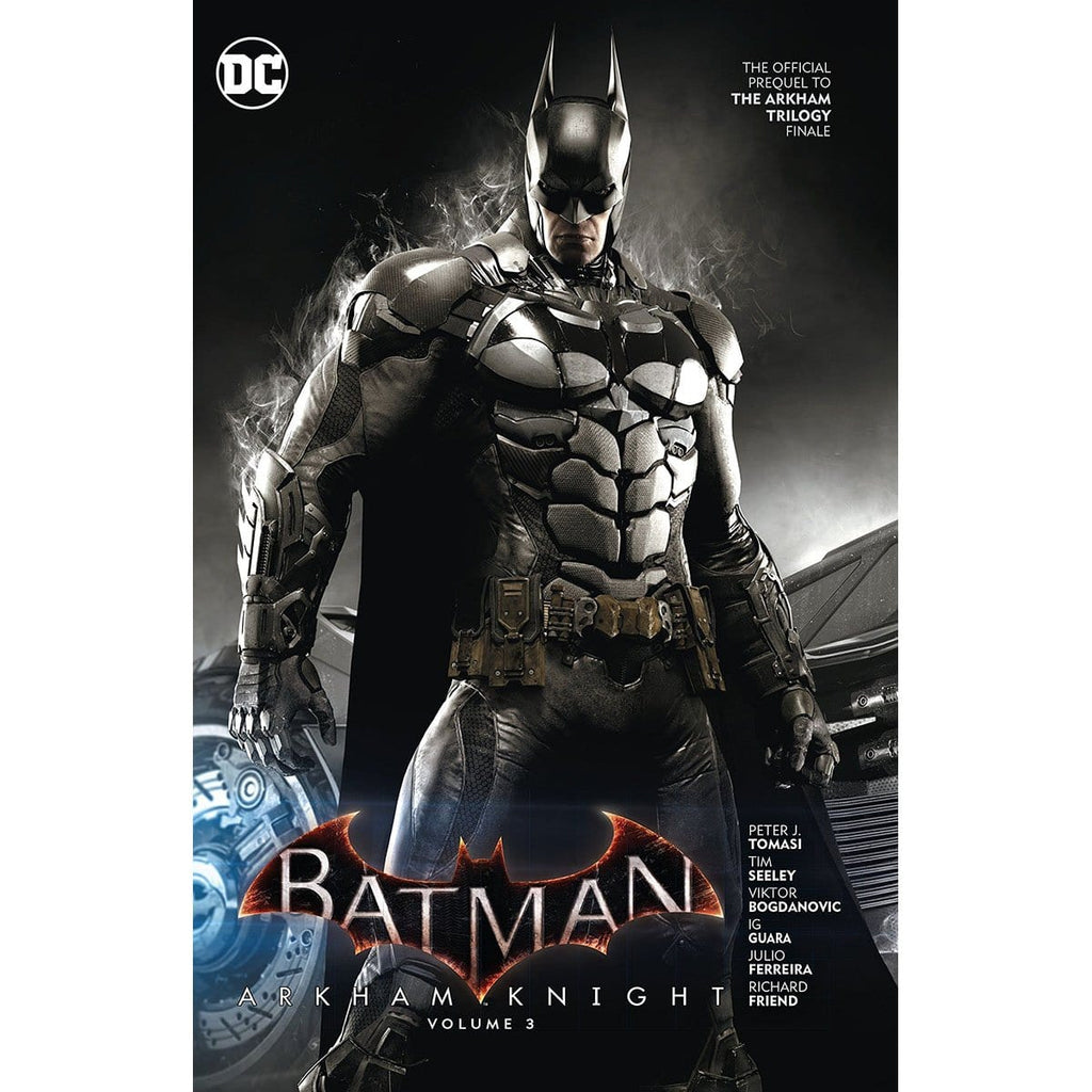 Batman: Arkham Knight Vol. 3, [Product Type] - Daves Deals