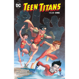 Teen Titans Year One, [Product Type] - Daves Deals