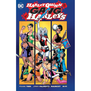Harley Quinns Gang of Harleys TP, [Product Type] - Daves Deals