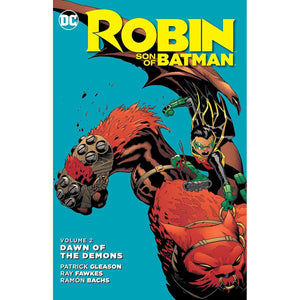 Robin Son of Batman Vol. 2, [Product Type] - Daves Deals