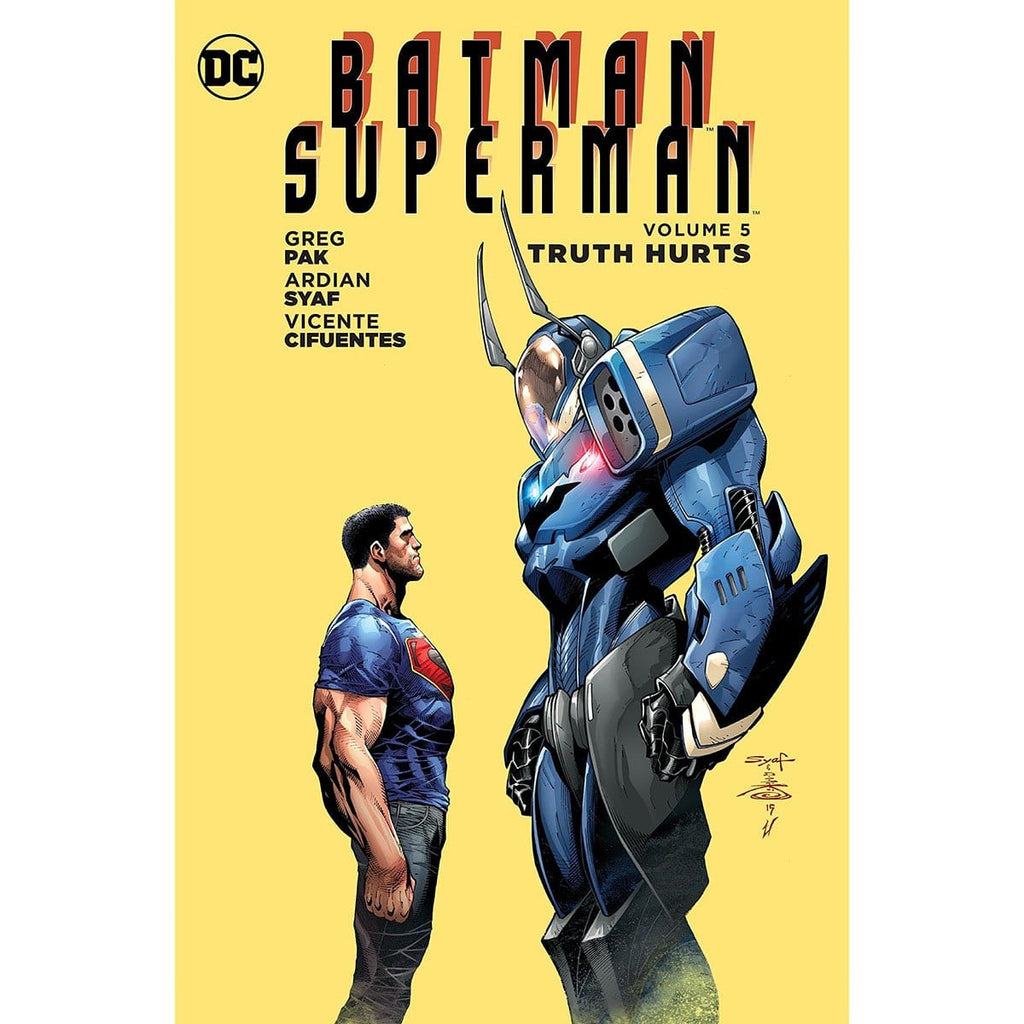 Batman/Superman V5 Truth H PB, [Product Type] - Daves Deals