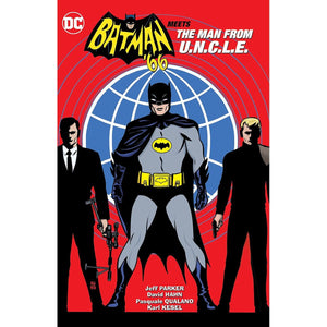 Batman '66 Man From Uncle - Daves Deals