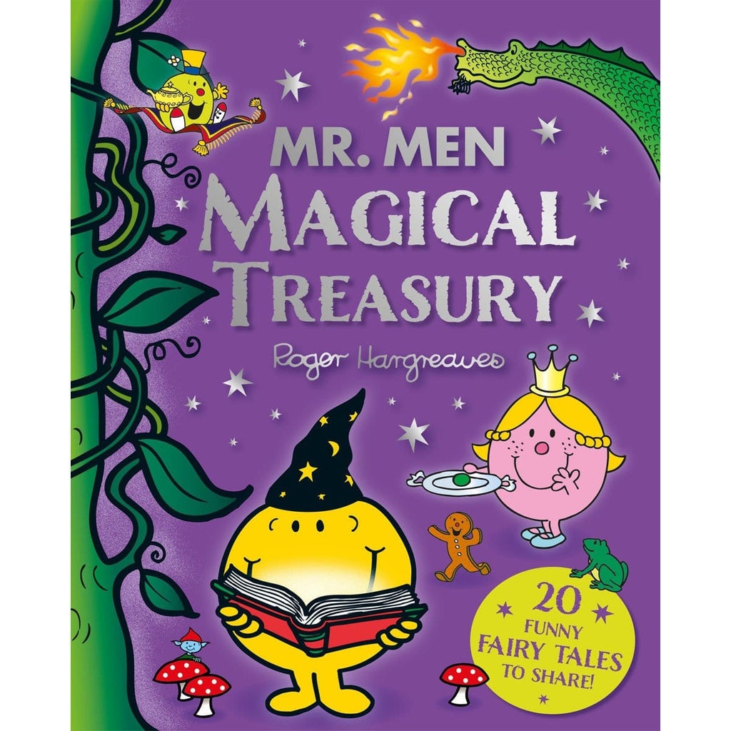 Mr Men Magical Treasury, [Product Type] - Daves Deals