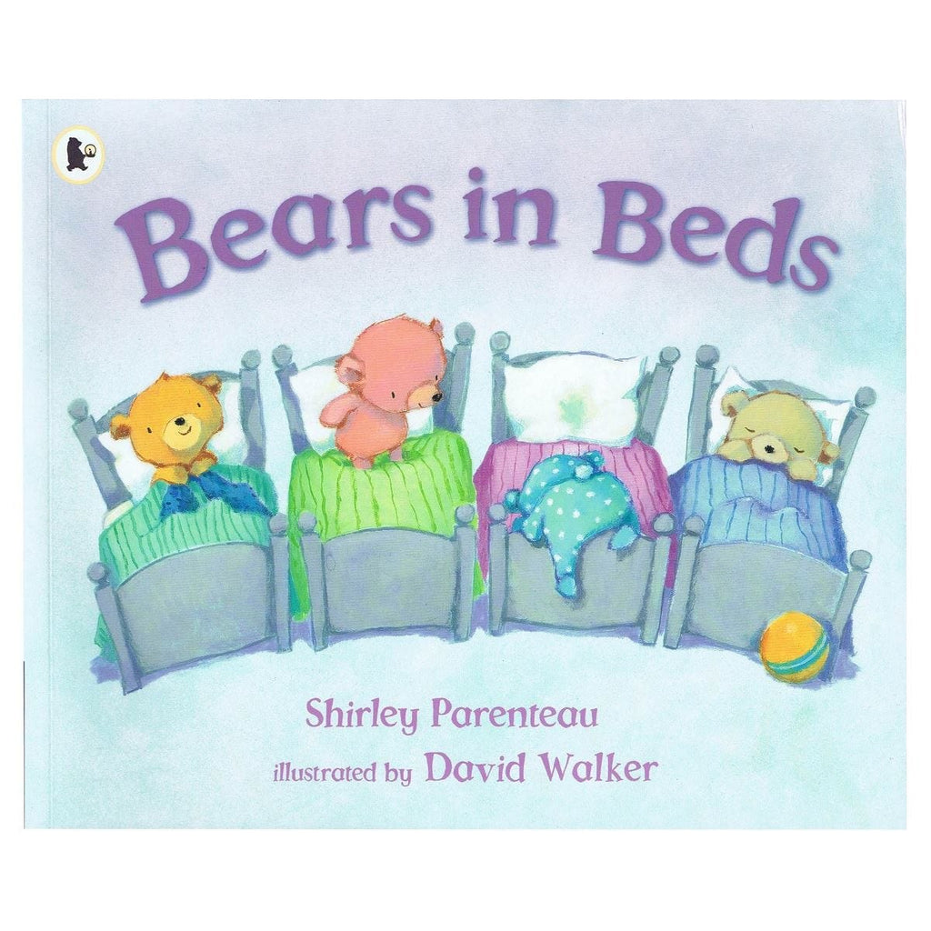 Bears In Beds, [Product Type] - Daves Deals
