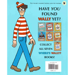 Where's Wally? 8 Book Pack, [Product Type] - Daves Deals