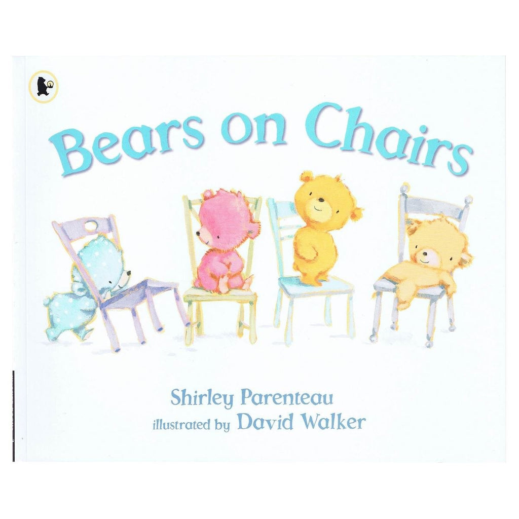 Bears On Chairs, [Product Type] - Daves Deals