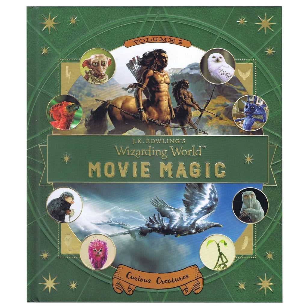 J.K. Rowling's Wizarding World Movie Magic - Volume 2, [Product Type] - Daves Deals