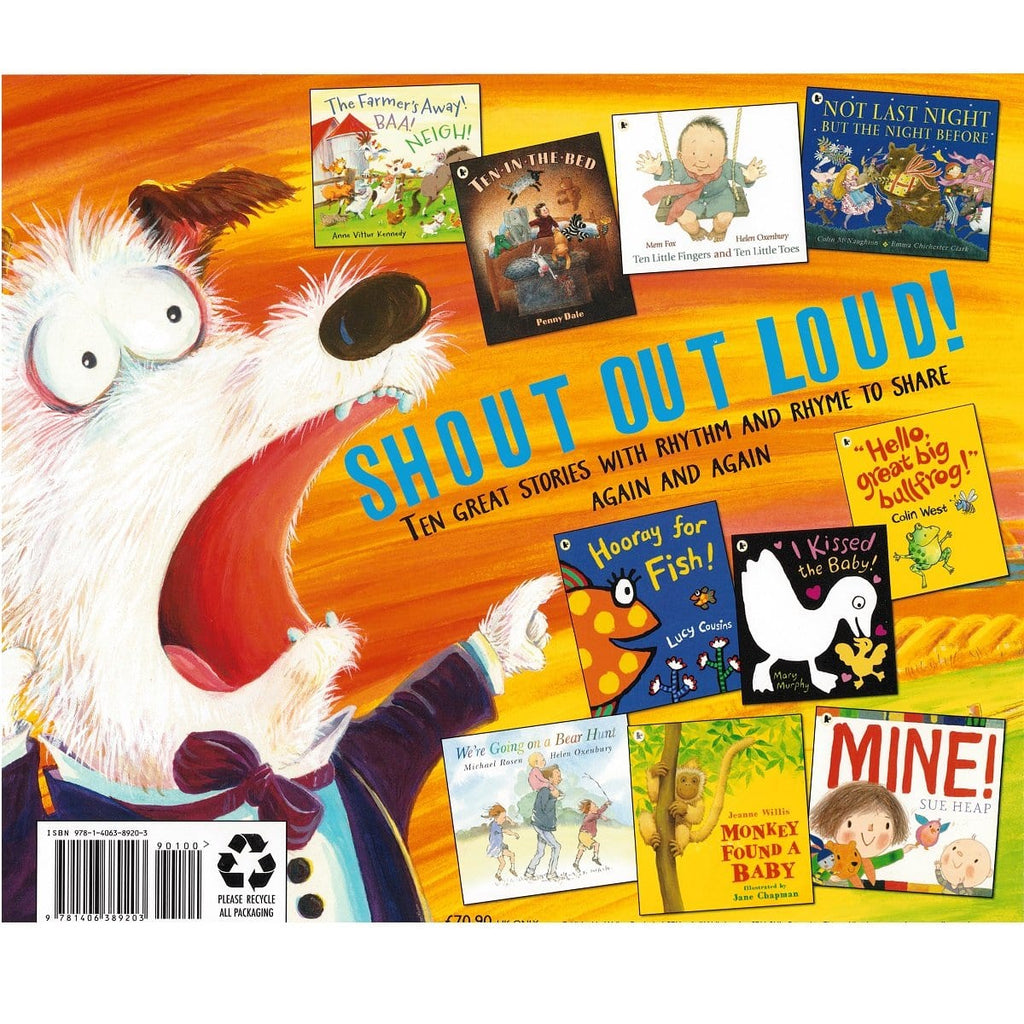 Shout Out Loud! 10 Great Stories Collection