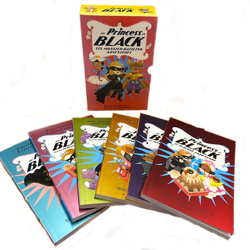 Princess in Black Slipcase - Daves Deals