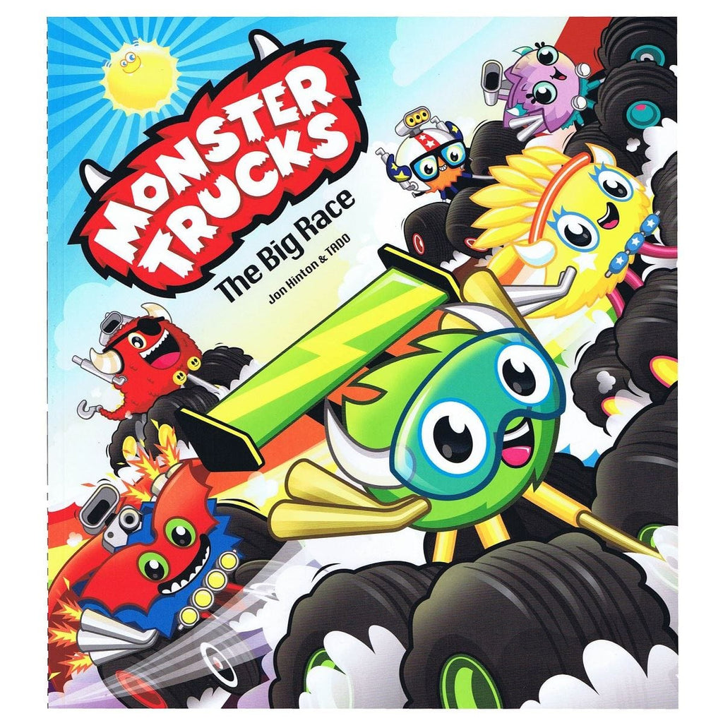 Monster Trucks - Daves Deals