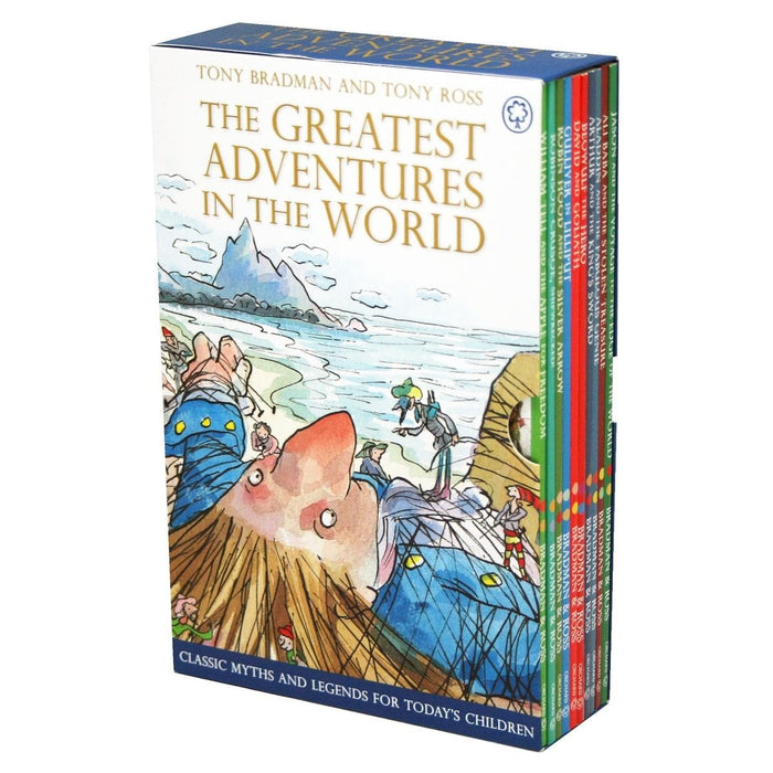 Greatest Adventures in the World