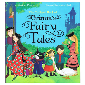 The Orchard Book Of Grimm's Fairy Tales, [Product Type] - Daves Deals