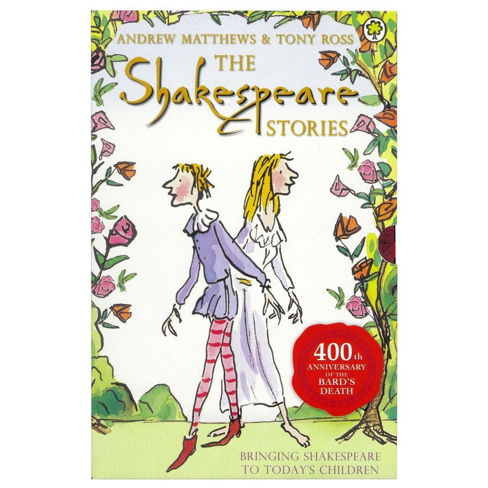 Shakespeare Stories x 16 boxset