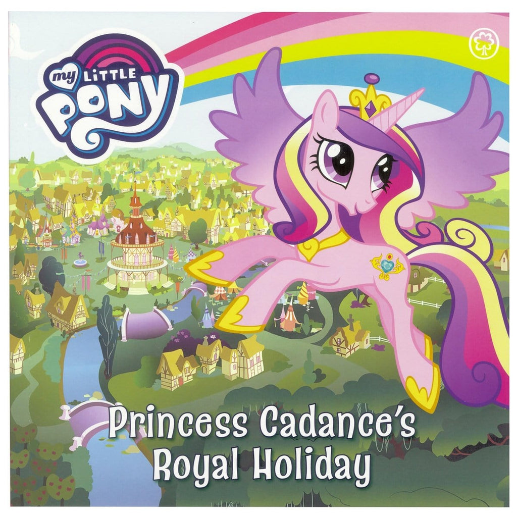My Little Pony - Princess Cadance's Royal Holiday, [Product Type] - Daves Deals