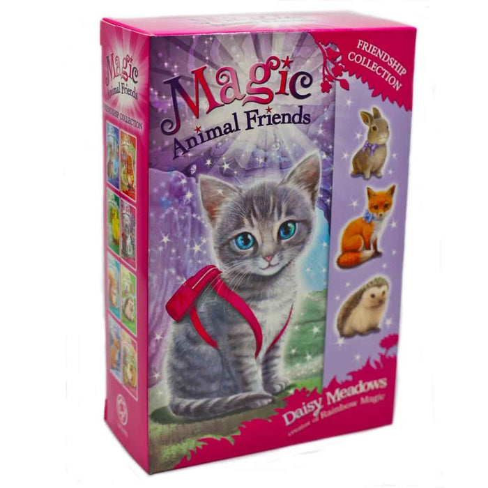 Magic Animal Friends 8 Book Set