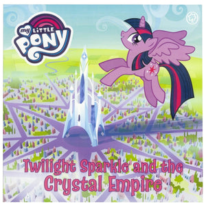 My Little Pony - Twilight Sparkle and the Crystal Empire, [Product Type] - Daves Deals
