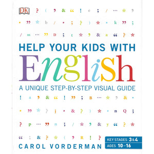 DK Help Your Kids With English, [Product Type] - Daves Deals