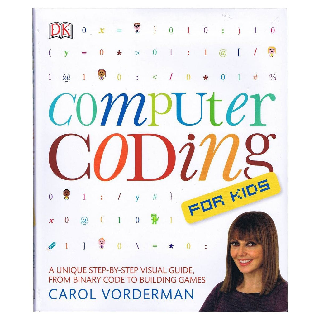 DK Computer Coding For Kids