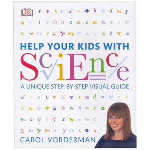 DK Help Your Kids With Science, [Product Type] - Daves Deals