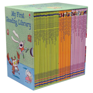 My First Reading Library - 50 Book Boxset, [Product Type] - Daves Deals