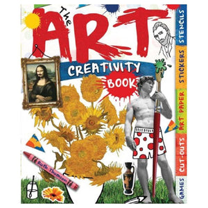 The Art Creativity Book, [Product Type] - Daves Deals