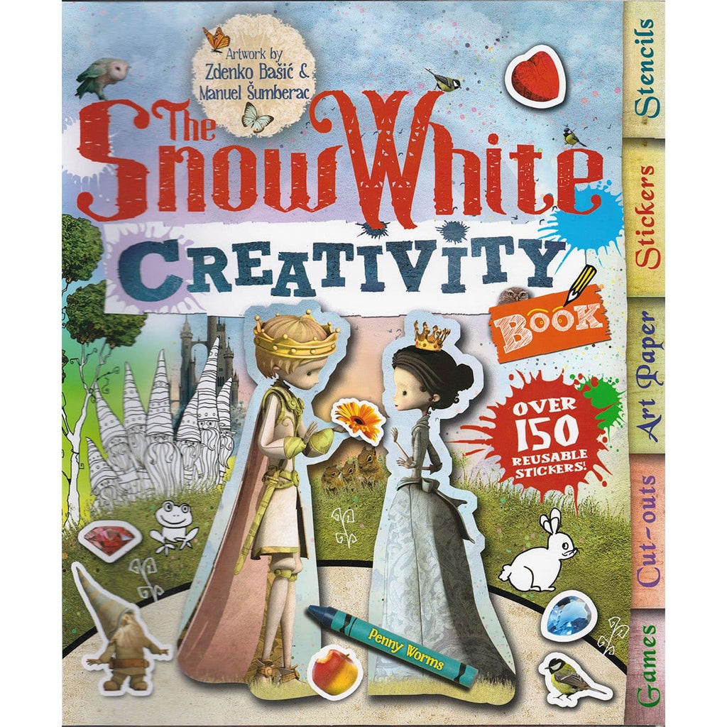 The Snow White Creativity Book
