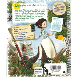 The Snow White Creativity Book, [Product Type] - Daves Deals