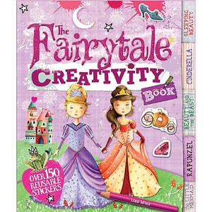 The Fairy Tale Creativity Book, [Product Type] - Daves Deals