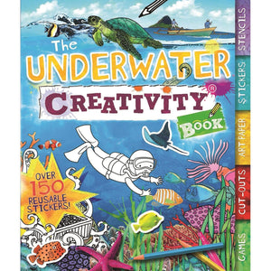 The Underwater Creativity Book