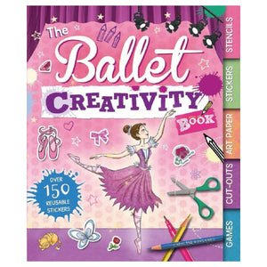 The Ballet Creativity Book, [Product Type] - Daves Deals
