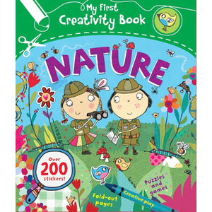 My First Creativity Book - Nature