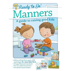 Ready to Go! Manners: A Guide to Raising Good Kids, [Product Type] - Daves Deals