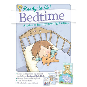 Ready to Go! Bed Time: A Guide to Healthy Goodnight Rituals, [Product Type] - Daves Deals