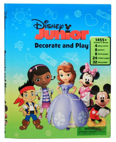 Decorate & Play Disney Junior
